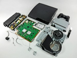 Reballing playstation3-PS3 Xbox1